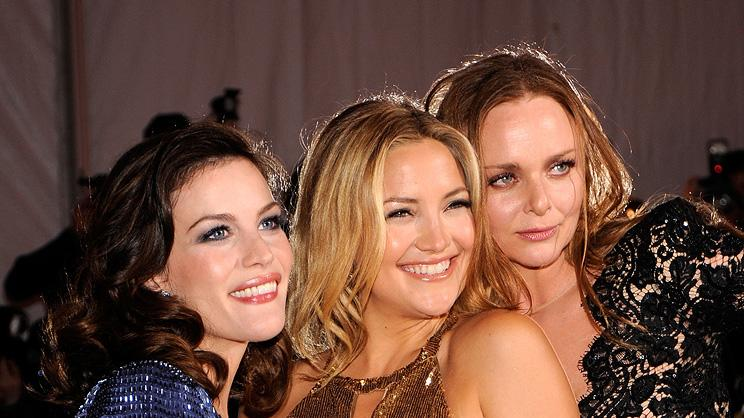 Liv Tyler Kate Hudson Stella McCartney 2009