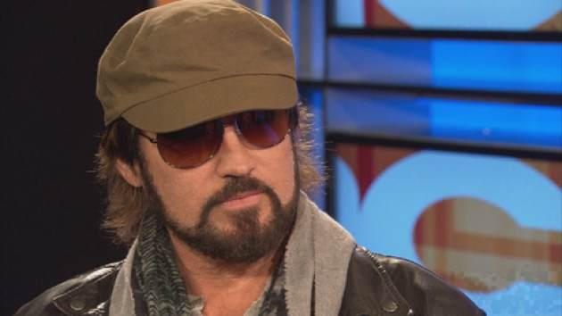Billy Ray Cyrus speaks with Access Hollywood, April 2013 -- Access Hollywood
