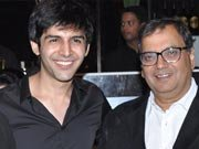 Subhash Ghai: Kartik Tiwari as good as Akshay Kumar