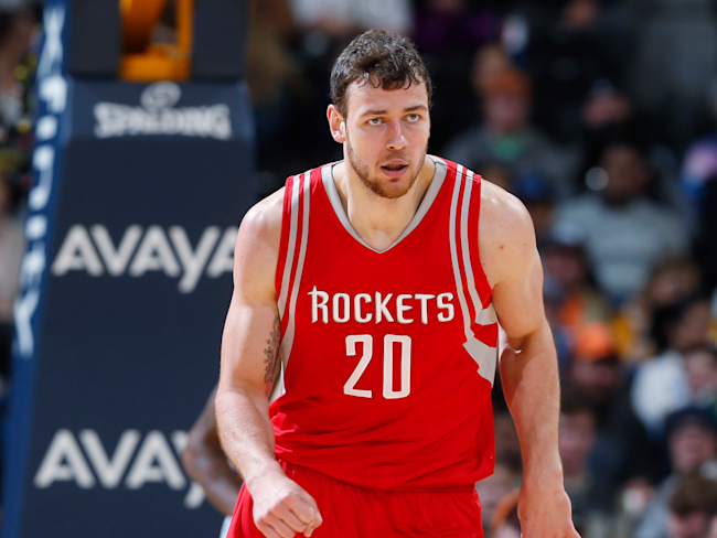 Rockets Sign Donatas Motiejunas To New Four-Year, $35M Deal