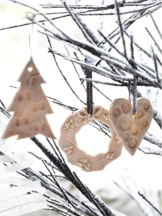 Cookie-Dough Ornaments