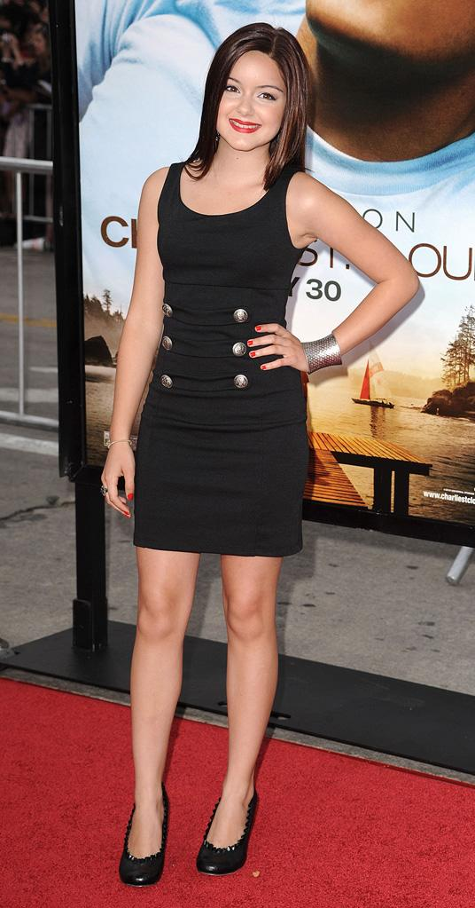 Charlie St. Cloud LA Premiere 2010 Ariel Winter