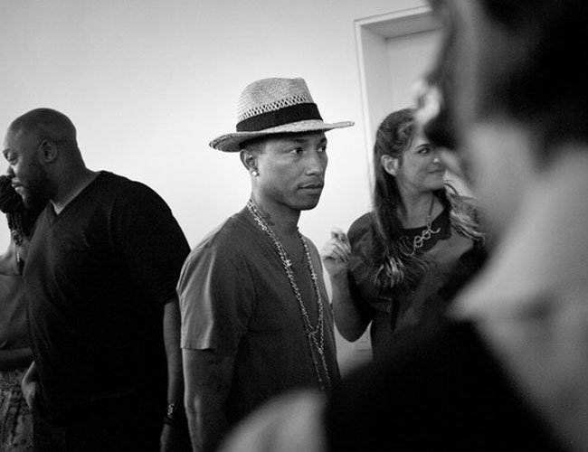 Pharrell Williams Teams Up With Comme Des Garçons To Release New Fragrance