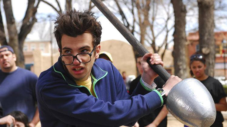 Fanboys Production Stills Weinstein Company 2008 Jay Baruchel