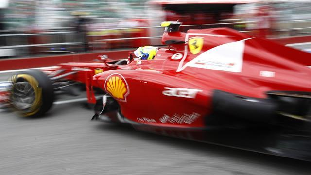 Formula 1 - F1 break 'important' for Ferrari