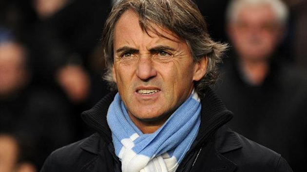 Roberto Mancini was disappointed Manchester City failed to convert any chances against Borussia Dortmund