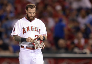 Josh Hamilton's Angels career hasn't exactly gone as planned. (USAT)