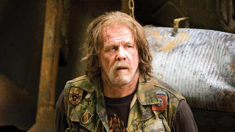 Nick Nolte Tropic Thunder Production Stills DreamWorks 2008