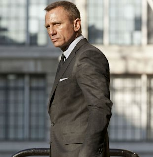 WATCH: Explosions, James Bond And Javier Bardem In New 'Skyfall' Trailer!