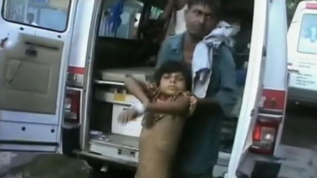 22 Kids Dead After Eating School Lunch in India