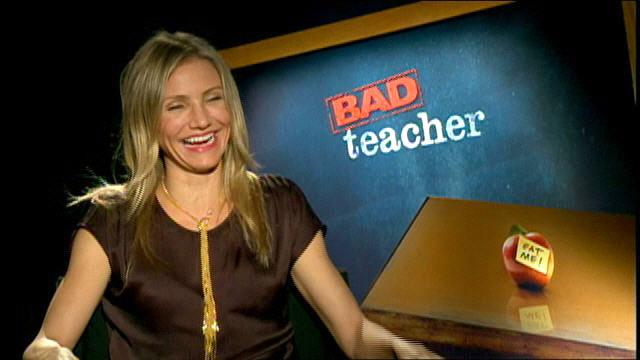 Insider Access: Bad Teacher