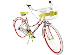 Alice + Olivia for Target + Neiman Marcus bike