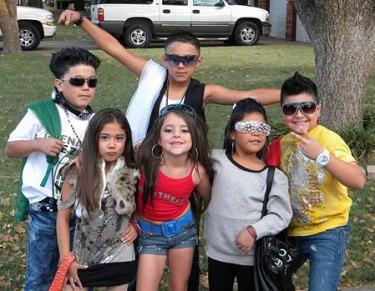 Snooki-Jersey Shore Kids Halloween Costumes