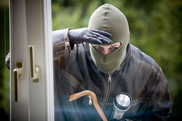 Leeds has the most break-ins in Britain. Image: fotolia