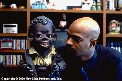 Damon Wayans as Pierre Delacroix in New Line's Bamboozled