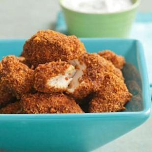Make Your Own 3-Step Popcorn Chicken at Home