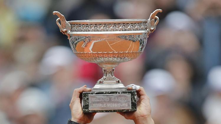 French Open prize money goes up to $34.5M