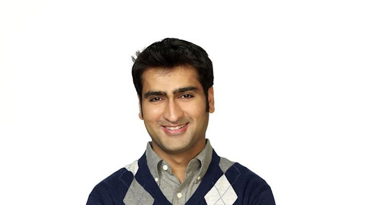 "Kumail Nanjiani stars as Pindar Singh in ""Franklin & Bash."""