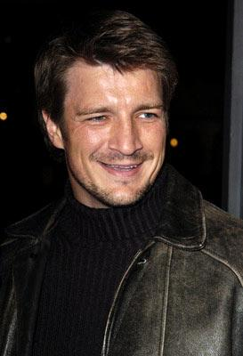 Premiere: Nathan Fillion at the Hollywood premiere of Universal Pictures' In Good Company - 12/6/2004