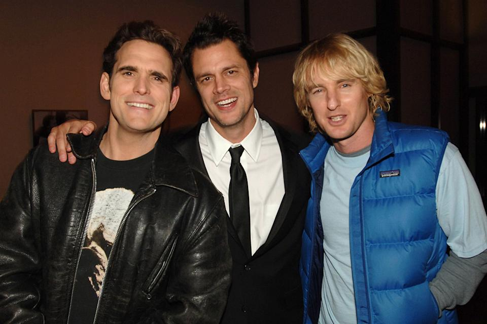Matt Dillon Johnny Knoxville Owen Wilson 2005