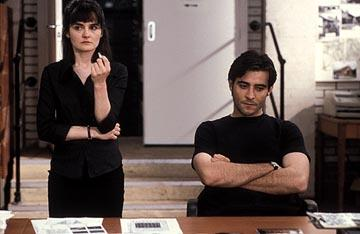 Shirley Henderson and Goran Visnjic in First Look's Close Your Eyes