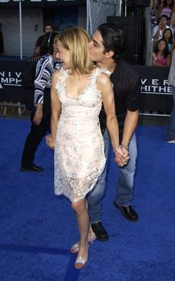 Brittany Murphy, Wilmer Valderrama Teen Choice Awards - 7/2/2003