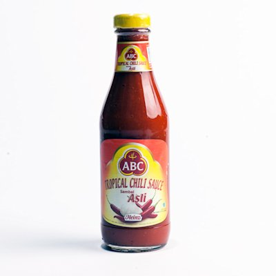 ABC Chili Sauces: Sambal Asli