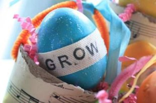 Make your own Easter memories