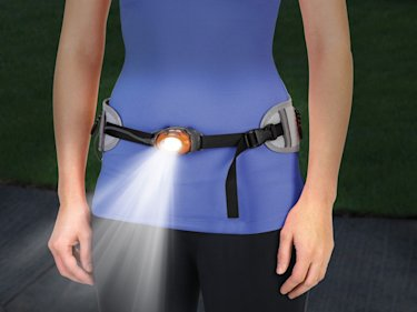 The Walker's Path Illuminating Belt
