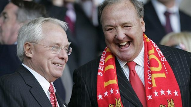 Former Liverpool owners George Gillett and Tom Hicks (Reuters)