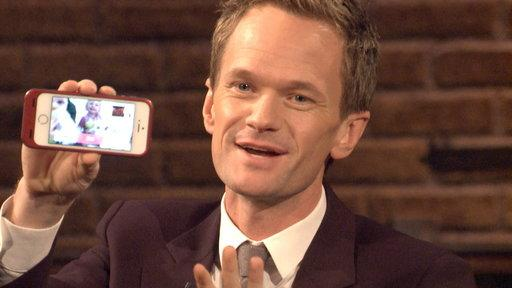 Cutest Actor's Studio Moment Ever: NPH