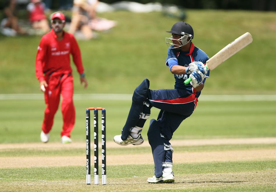 ICC Cricket World Cup Qualifier - Hong Kong v Nepal