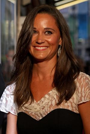 Pippa Middleton attends The UK Film Premiere of Shadow Dancer at Cineworld Haymarket, London, on August 13, 2012 -- Getty Images