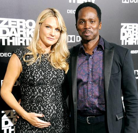 Harold Perrineau, Wife Brittany Welcome Third Daughter, Holiday Grace
