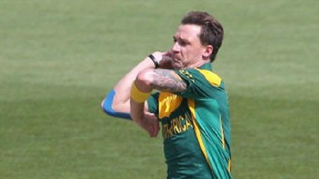 Cricket - Steyn and Tahir inspire easy win for South Africa