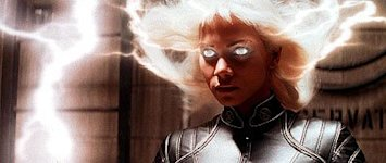 Halle Berry as Storm in 'X-Men'