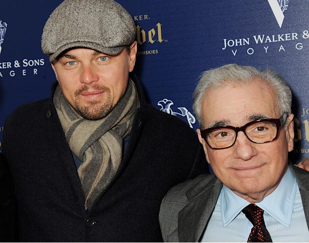 Johnnie Walker Blue Label Party for Martin Scorsese's 'Silence' Film Announcement