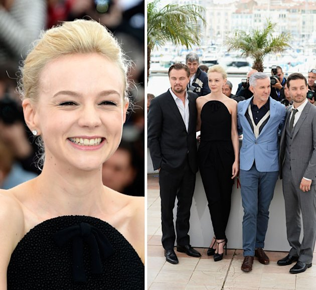 carey mulligan, cannes film festival, great gatsby