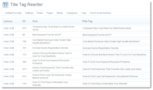 How to Optimize Wordpress Sites for the Search Engines image Title Tag Rewriter3