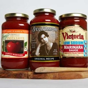 3 Awesome Healthy Pasta Sauces (and Tips to Pick a Good Jar)