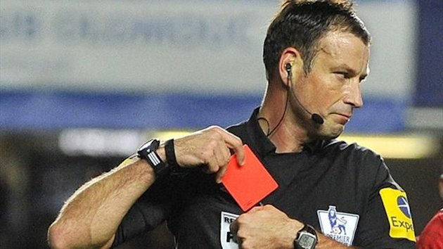 Mark Clattenburg (Reuters)