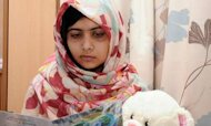 Malala: Shot Pakistan Girl Thanks Supporters