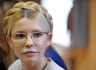"Ukraine's ambassador to London on Friday criticised a decision by British ministers not to attend group stage games of Euro 2012 because of concerns about ""selective justice"" in Ukraine. Anger is running high across Europe over the treatment of jailed Ukrainian opposition leader Yulia Tymoshenko (pictured)"