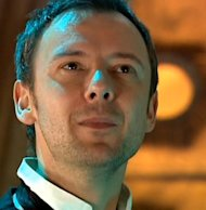 The Master returned and regenerated to the revived series in the 2008 episode 'Utopia'