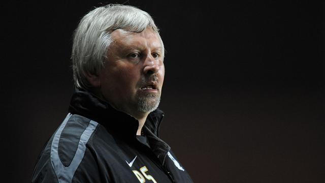 League Two - Southend announce manager Sturrock will leave