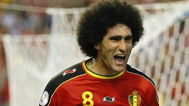 Premier League - Fellaini keen on emulating Keane