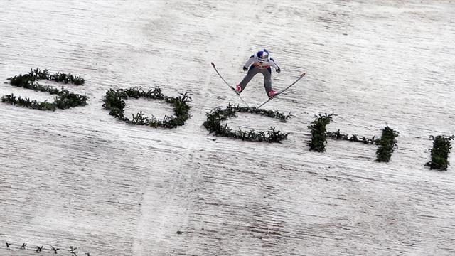 Ski Jumping - Hendrickson wins ski jumping at Sochi Olympic venue