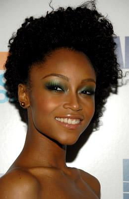 Yaya DaCosta at the NY premiere of New Line Cinema's Take the Lead