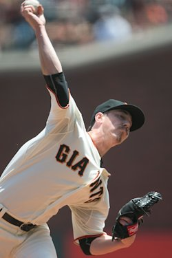Tim Lincecum was 7-4 with a 4.13 ERA last season. (Getty Images)