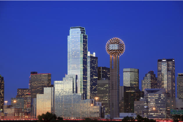 Dallas-Forth Worth metro region also is a top place to do small business